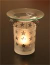 Aromalampe Classic | Motiv Stern