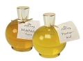 Badeöle in dekorativer Kugelflasche