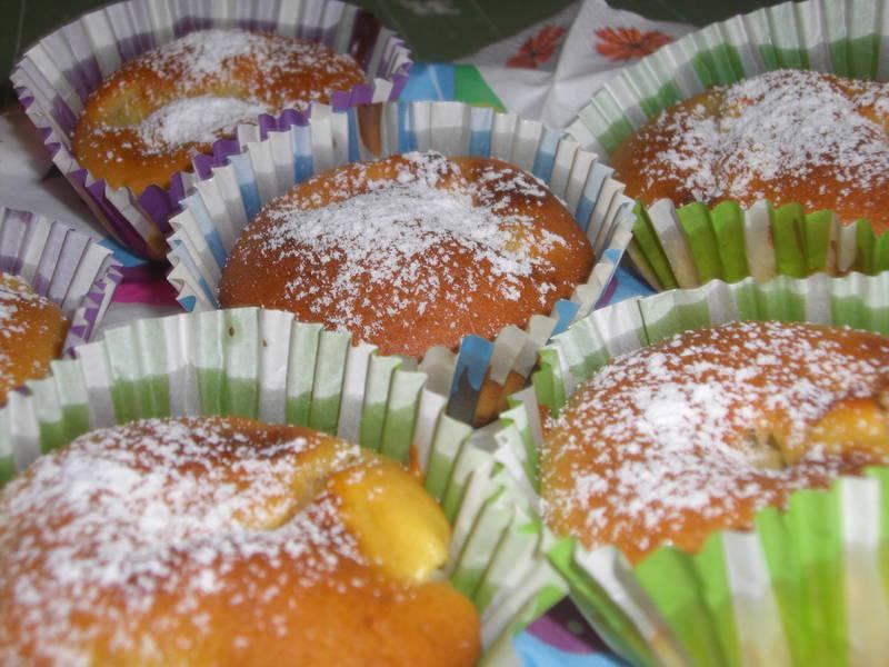 Fruchtige Apfelmuffins mit Birkenzucker