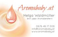 Aromababy.at | Helga Waldmüller