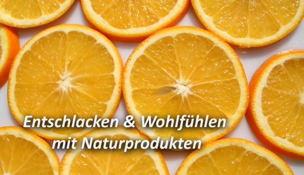Frühjahrsputz von Innen! Entschlacken und Entgiften mit Naturprodukten