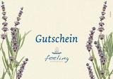 feeling Gutscheine