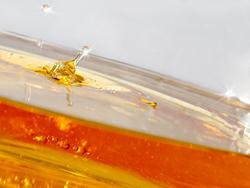 Fette Pflanzenöle