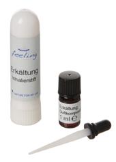 Erkältung Inhalierstift-Set