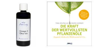 Immunsystem unterstützen mit der feeling Omega-3 Ölkur bio
