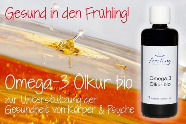 Omega-3 Ölkur bio
