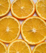 Orangenölbad