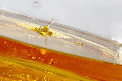 Fettes Pflanzenöl